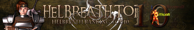 Helbreath Top 10 Ranking